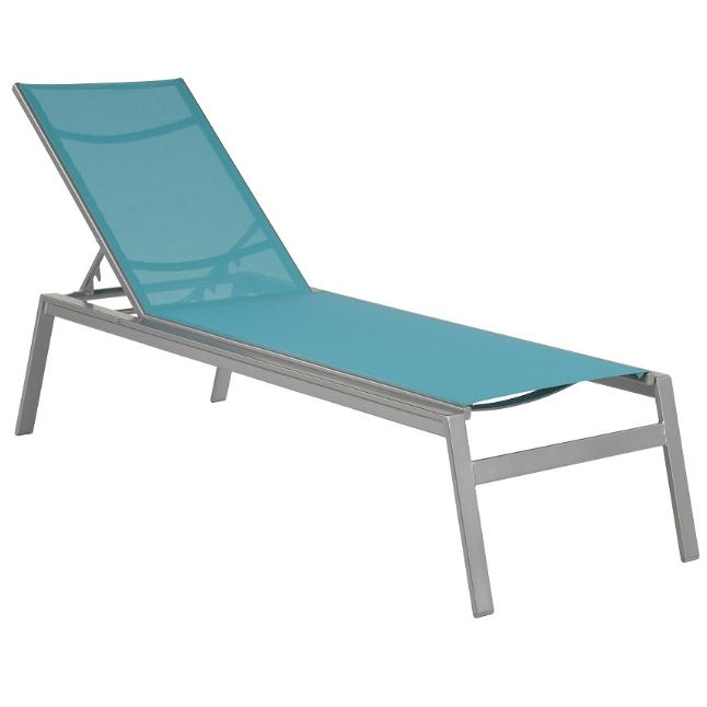 2017 Sling Chaise Lounges Pertaining To Sling Chaise Lounge (View 1 of 15)