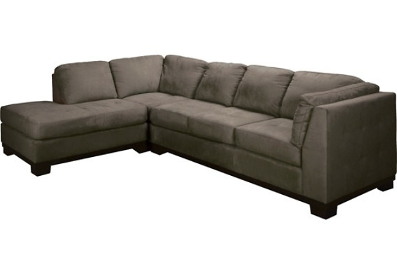 2017 The Brick Oakdale Sectional Sofa Bed (View 1 of 10)