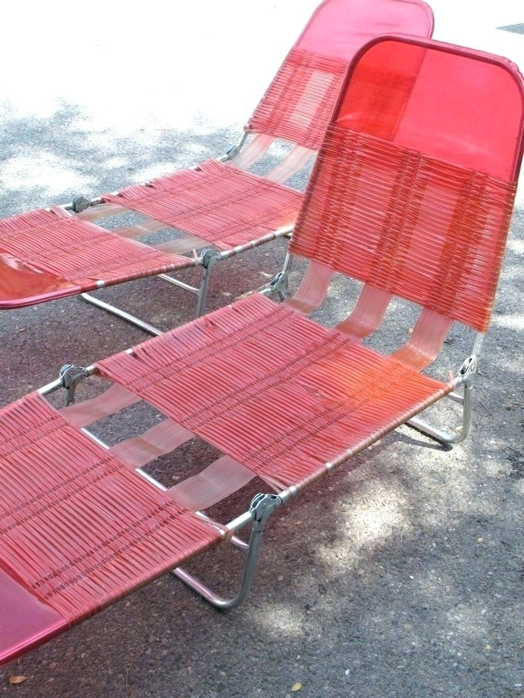 2018 Beach Chaise Lounge Chairs In Check This Folding Resin Lounge Chairs – Kahinarte (View 1 of 15)
