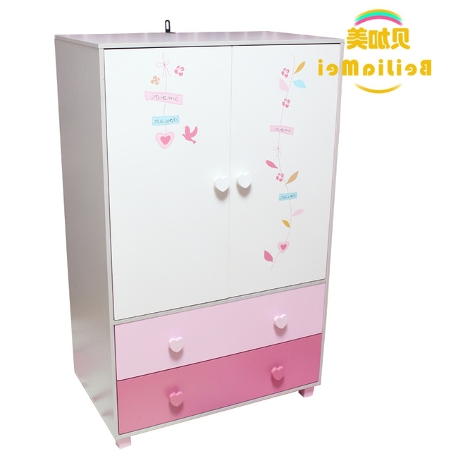 2018 Bega Us Children's Ikea Wardrobe Girl Princess Bedroom Minimalist Throughout Princess Wardrobes (View 13 of 15)
