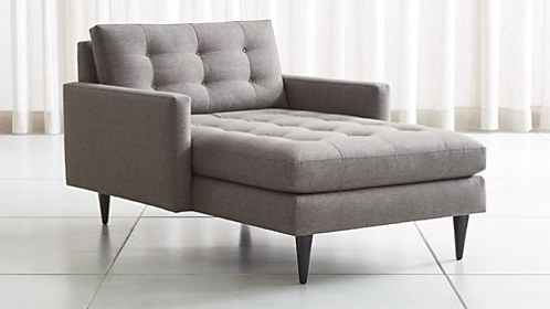 2018 Chaise Lounge Sofas (View 2 of 15)