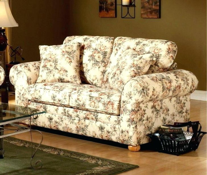 2018 Chintz Covered Sofas Throughout Chintz Sofa Chintz Covered Sofas Chintz Chairs Flower Print Sofa (View 1 of 10)