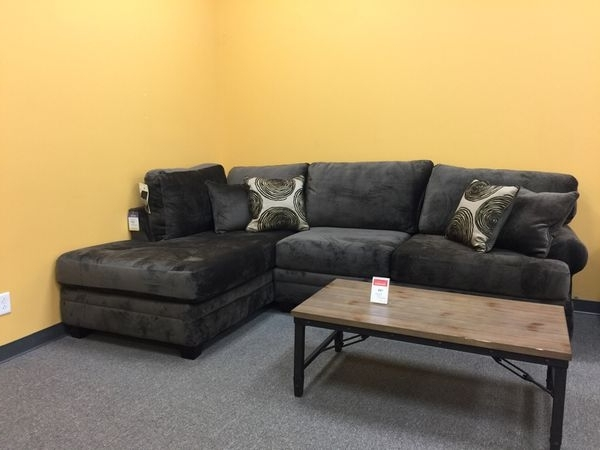 2018 Clarksville Tn Sectional Sofas With Regard To Choc Sectional (Furniture) In Clarksville, Tn – Offerup (View 1 of 10)