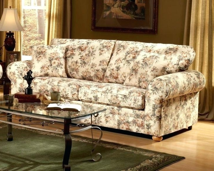 2018 Country Style Couches Couches Country Style Sofas And And Tufted Within Country Cottage Sofas And Chairs (View 2 of 10)