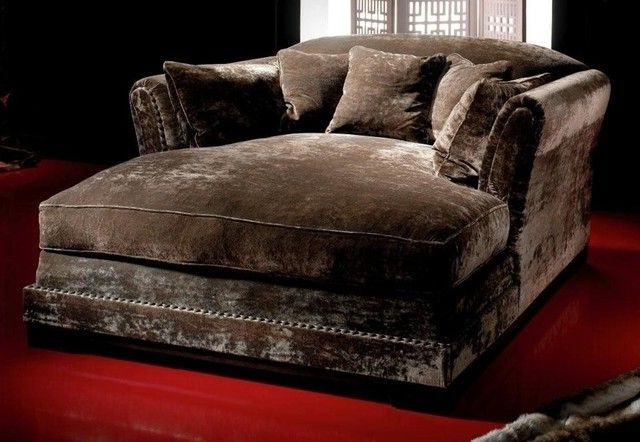 2018 Elegant Large Chaise Lounge Excellent Oversized Chaise Lounge With Oversized Indoor Chaise Lounges (View 1 of 15)