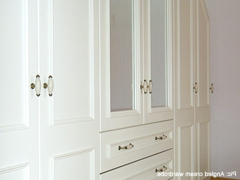 2018 Fitted Wardrobes And Bedroom Furniture – Churchtown Kitchens Ltd Pertaining To Cream Wardrobes (View 11 of 15)