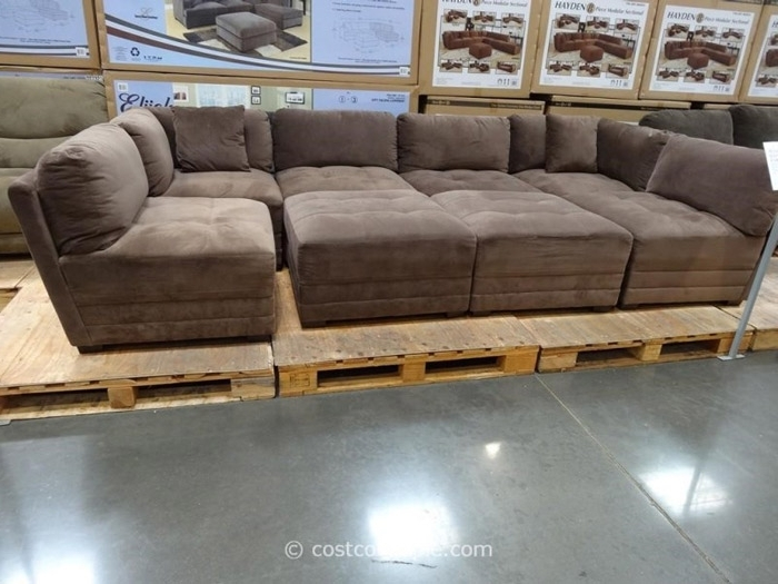 2018 Grande Prairie Ab Sectional Sofas Within Sectional Sofa: Most Best Costco Sectional Sofas Ideas Ethan Allen (View 2 of 10)