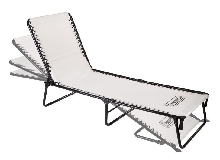 2018 Lightweight Chaise Lounge Chairs Inside Lounge Chairs : Best Folding Camp Chair Black Outdoor Chaise (View 2 of 15)