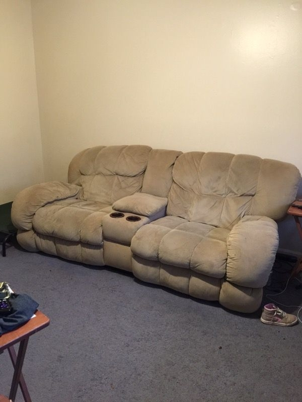 2018 Macon Ga Sectional Sofas For Microfiber Reclining Stadium Seated Couches (View 8 of 10)
