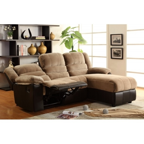 2018 Miami Sectional Sofas Within Miami Sectional With Recliner 600×600 Reclining Sectional Sofa (View 1 of 10)