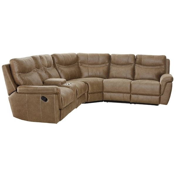 2018 Orlando Sectional Sofas With Latitude Run Orlando Reclining Sectional & Reviews (View 2 of 10)