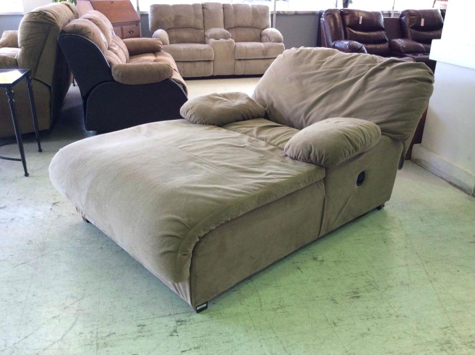 2018 Reclining Chaise Lounge Chair Sa S Ashley Intended For Recliner Inside Reclining Chaises (View 1 of 15)