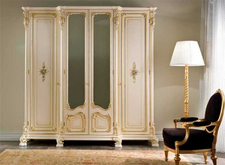 2018 Victorian Wardrobe Olimpia  Victorian Furniture With Victorian Style Wardrobes (View 1 of 15)