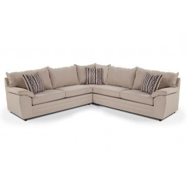 3 Piece Sectional Sleeper Sofas In Fashionable Saturn 3 Piece Right Arm Facing Innerspring Sleeper Sectional (View 1 of 10)