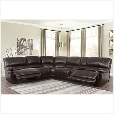 3 Piece Sectional Sofas » Luxury Maril Reclining 3 Piece Sectional Inside Most Current Sectional Sofas At Sam's Club (View 3 of 10)