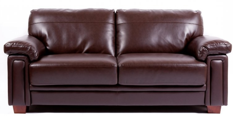 3 Seater Leather Sofas With Regard To Latest Leather Sofa – 3 Seater (View 5 of 10)