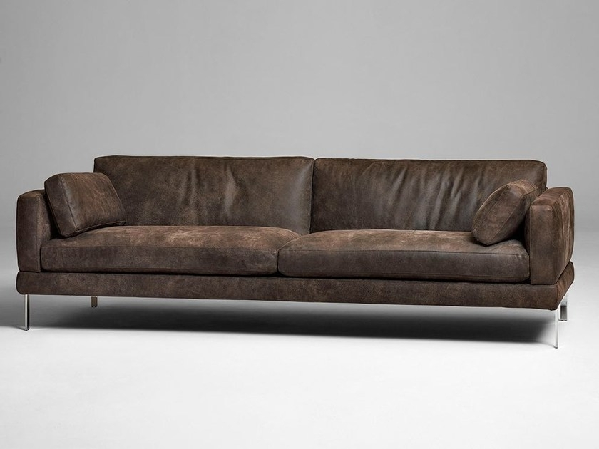 3 Seater Sofaalivar Design Within Recent 3 Seater Leather Sofas (View 9 of 10)