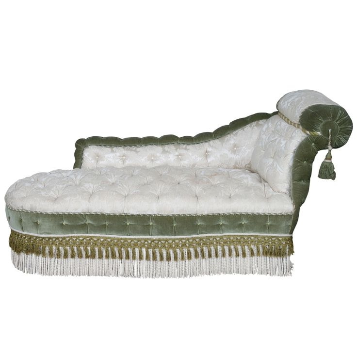 375 Best Antique/new/chaise Lounges Images On Pinterest Inside Most Recent Exotic Chaise Lounge Chairs (View 1 of 15)