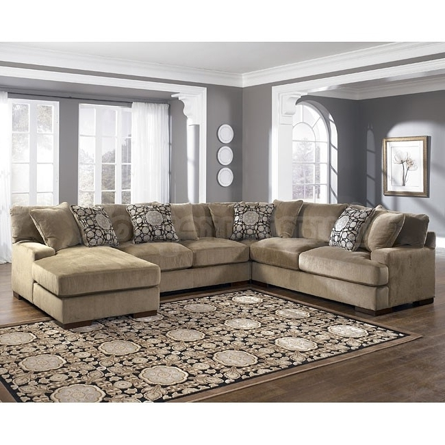 4 Piece Sectional Sofa With Chaise Fraufleur Inside 3 Piece For Well Known 3 Piece Sectional Sofas With Chaise (View 2 of 15)