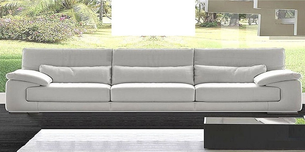 4 Seat Leather Sofas Within Trendy Italian Leather Sofa Dolbycalia Maddalena (View 4 of 10)