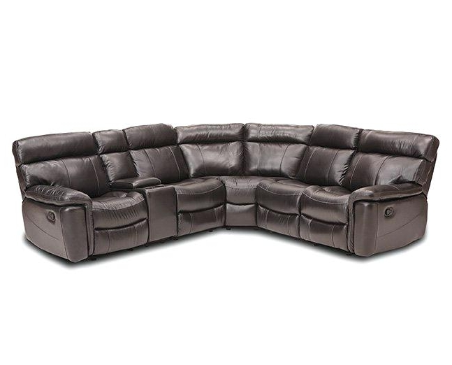 Best 10+ of Jedd Fabric Reclining Sectional Sofas