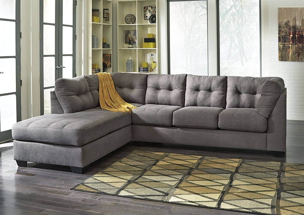 Actionwood Home Furniture – Salt Lake City, Ut Maier Charcoal Within 2018 Salt Lake City Sectional Sofas (View 1 of 10)