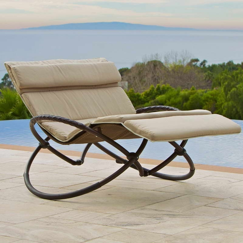 Adjustable Pool Chaise Lounge Chair Recliners Pertaining To Recent Outdoor Patio Lounge Chairs Icifrost House New Outside Chair Decor (View 3 of 15)