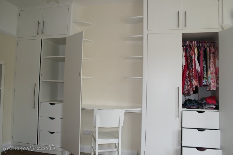 Alcove Carpentry Regarding Alcove Wardrobes (View 1 of 15)