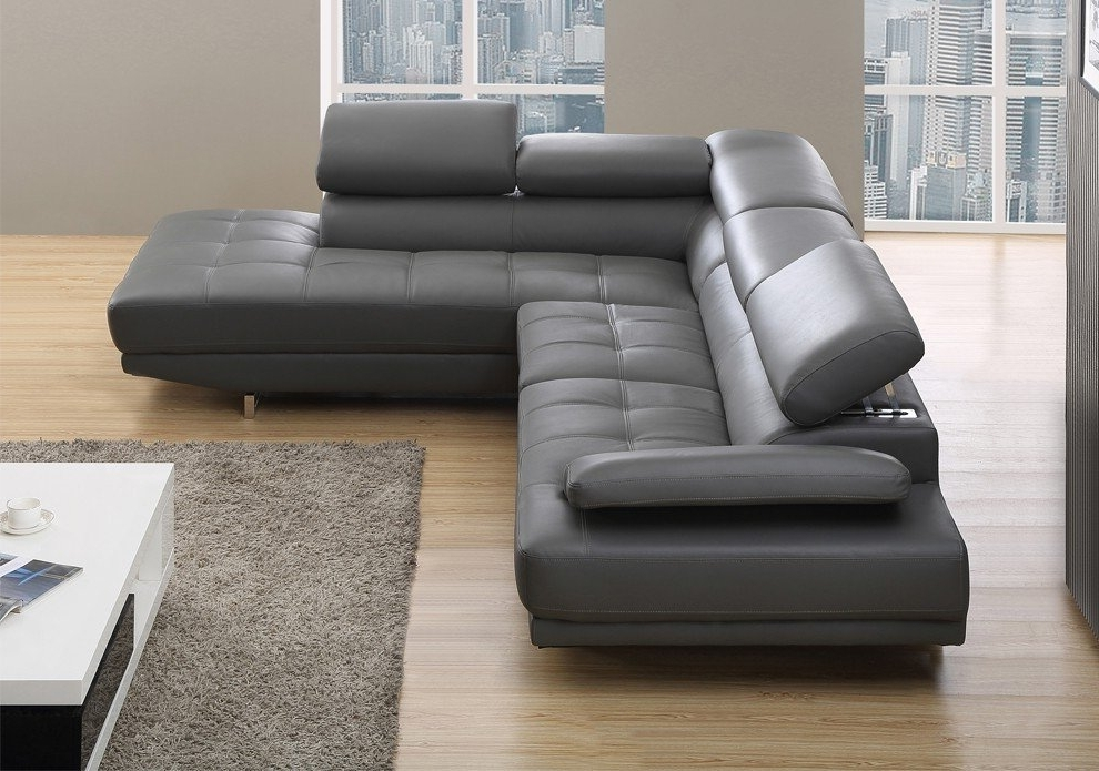 All You Want To Know About Leather Corner Sofas (View 1 of 10)
