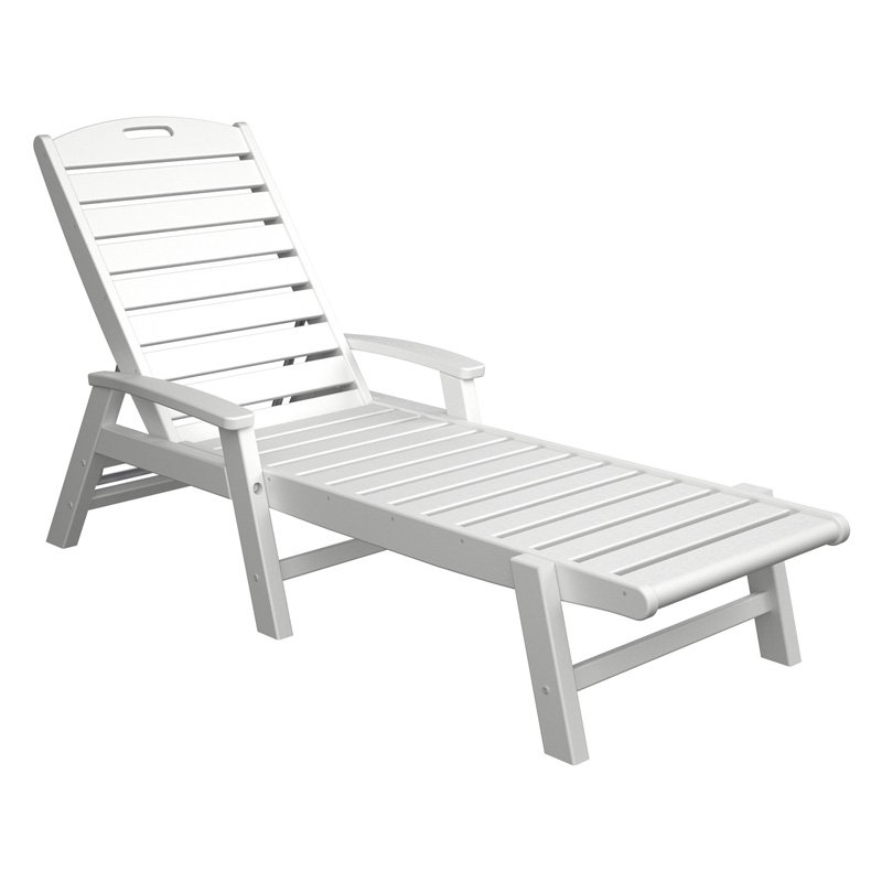 Allthingschula Cheap Pertaining To White Outdoor Chaise Lounge Chairs (View 4 of 15)