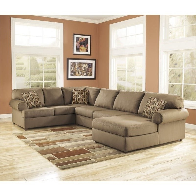 Alluring 3 Piece Sectional Sofa With 3 Piece Contemporary Throughout Preferred Sam Levitz Sectional Sofas (View 2 of 10)