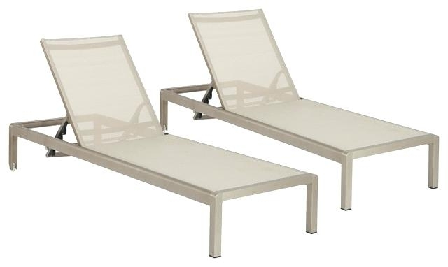 Aluminum Chaise Lounges For Best And Newest Cb2 Chaise Lounge Amazing Mesh Pool Lounge Chairs Chaise Lounge (View 5 of 15)
