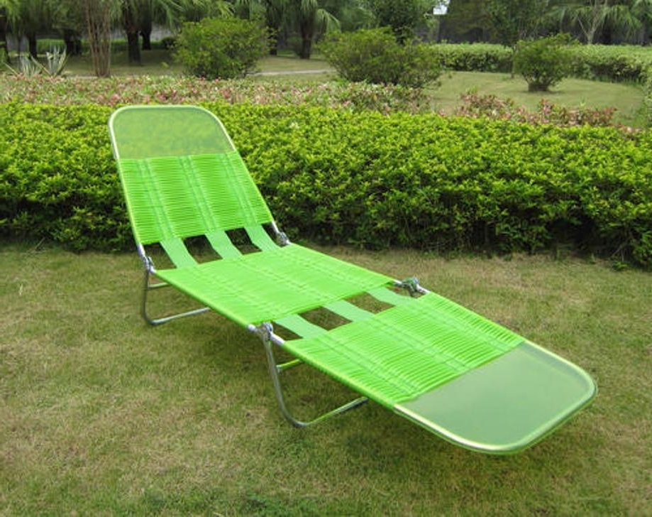Amazing Innovative Folding Lawn Lounge Chairs Portable Ostrich Inside Popular Portable Outdoor Chaise Lounge Chairs (View 6 of 15)