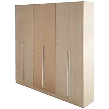 Amazon: Manhattan Comfort Eldridge Collection 6 Door Throughout Latest 6 Door Wardrobes (View 12 of 15)