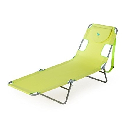 Amazon: Ostrich Chaise Lounge, Green: Garden & Outdoor Regarding Most Up To Date Lounge Chaise Chair By Ostrich (View 1 of 15)