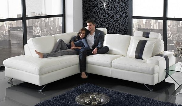 Amepac Furniture Intended For L Shaped Sofas (View 4 of 10)