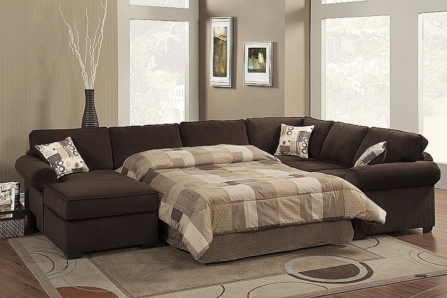 American Furniture Warehouse Sleeper Sofa Awesome 3 Piece In 2017 3 Piece Sectional Sleeper Sofas (View 3 of 10)