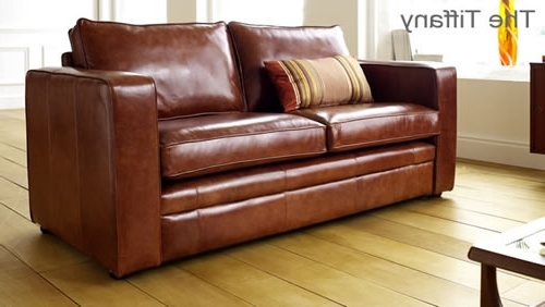 Aniline Leather Sofa Aniline Leather Sofa Best As Sofa Covers For Intended For Most Popular Aniline Leather Sofas (View 3 of 10)