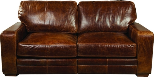 Aniline Leather Sofas Intended For Well Known Cerato Leather Sofa Three Seater Monaco Range Aniline Leather Sofa (View 4 of 10)