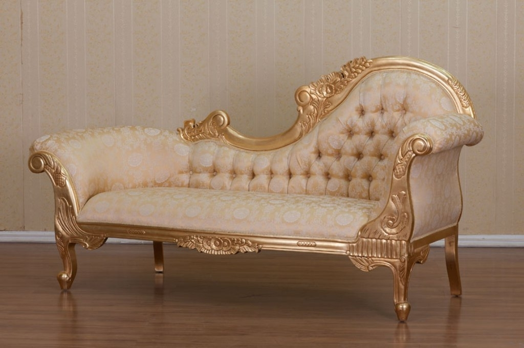 Antique Chaise Lounges In Preferred The Great And Antique Chaise Lounge Design For Your Collection (View 14 of 15)