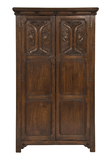Antique Single Wardrobes With Regard To Favorite Wardrobes : The Old Cinema – Antique Furniture, Vintage (View 7 of 15)