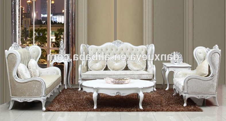 Antique Sofas Regarding Most Recently Released Royal Blue Sofa/classical French Antique Sofa/blue Classic Sofa (View 9 of 10)