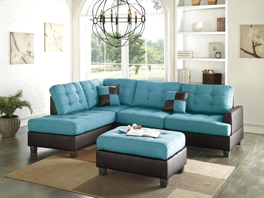 Aqua Sofas In Trendy Inexpensive Sectionals Discounted Sectional Sofas Aqua Inexpensive (View 4 of 10)