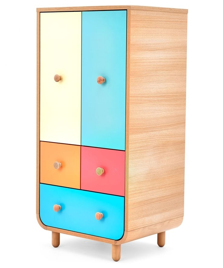 Architecture, Home And Drawers Within Most Popular Childrens Tallboy Wardrobes (View 2 of 15)