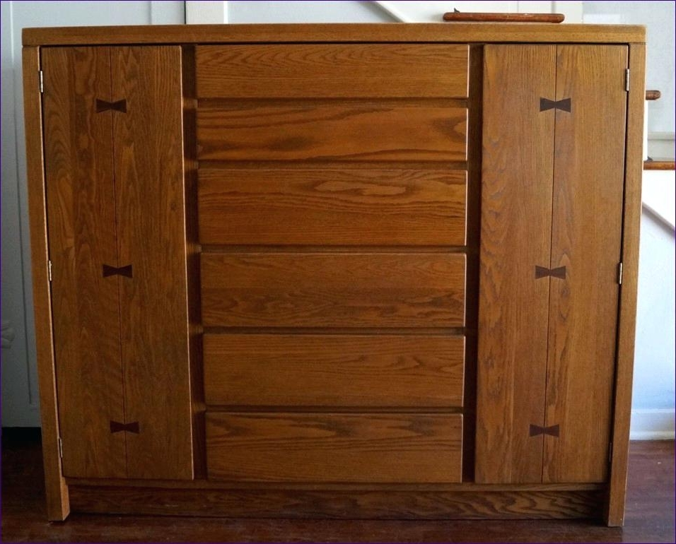 Featured Photo of Oak Wardrobes For Sale