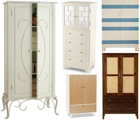Armoire + Wardrobe Guide – Design*sponge Regarding Current Wardrobes And Armoires (View 5 of 15)
