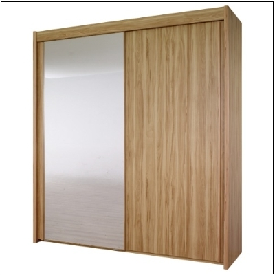 Ascot 151Cm 2 Door Sliding Wardrobe With Regard To Favorite Rauch Imperial Wardrobes (View 2 of 15)