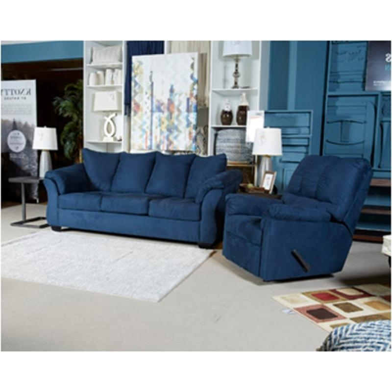 Ashley Furniture Blue Sofa Sofas Inside Remodel 9 – Visionexchange (View 2 of 10)