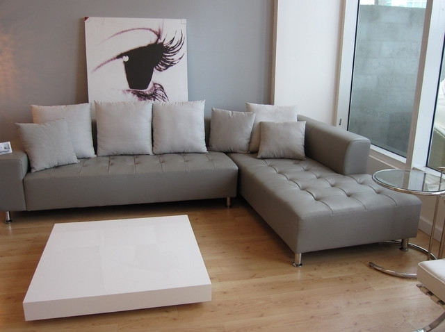 Awesome Enchanting Popular Living Rooms Gray Sectional Sofas For Inside Current Light Grey Sectional Sofas (View 1 of 10)