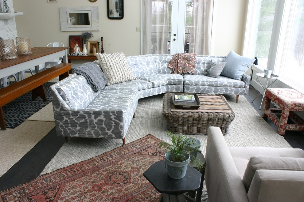 Awesome Overstock Sectional Sofas Decorating Ideas Images In For Current Overstock Sectional Sofas (View 2 of 10)